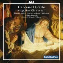 Neapolitanische Musik zu Weihnachten 2 - Durante | CD