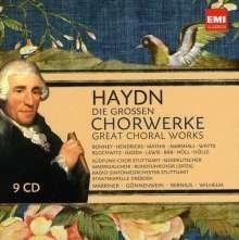 Die Grossen Chorwerke - Joseph Haydn | 9 CD