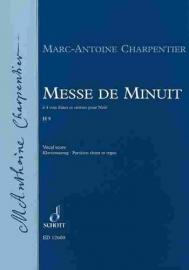Messe de minuit - Charpentier | Schott