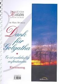 2 kleine Kantaten zu Passion und Ostern - Klaus Heizmann