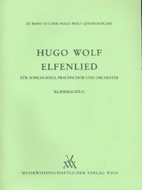 Elfenlied-  Hugo Wolf
