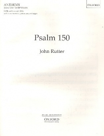 Psalm 150 - Rutter | Oxford Press