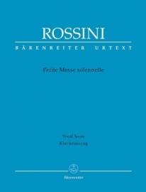Petite messe solennelle - Rossini | Barenreiter