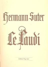 Le laudi op.25 - Hermann Suter