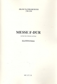 Messe F-Dur - Richter
