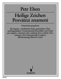 HEILIGE ZEICHEN - Petr Eben