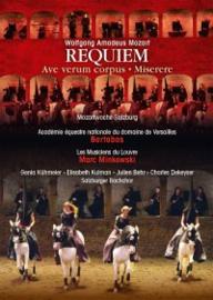Mozart Requiem - Miserere - Ave verum Corpus| DVD
