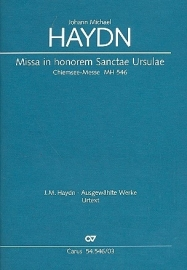 Missa in honorem Sanctae Ursulae MH546-Haydn | Carus