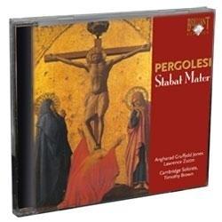 Stabat Mater   Pergolesi   CD