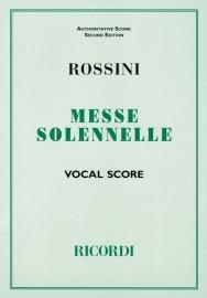 Petite messe solennelle -Rossini | Ricordi