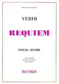 Requiem - Verdi | Ricordi