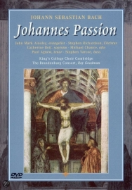 Johannes Passion - Bach | DVD