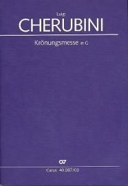 Krönungsmesse G-Dur- Cherubini | Carus