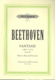 Fantasie c-Moll op.80-Beethoven|Peters