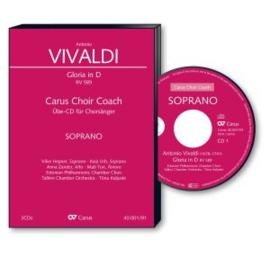 Vivaldi - Gloria in D-dur RV589 - oefen cd  ALT