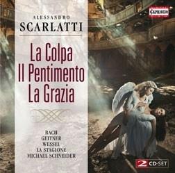 La Colpa il Pentimento la Grazia (Orat.)-Scarlatti | CD