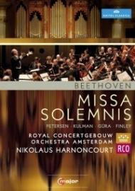 Missa Solemnis - Beethoven | DVD