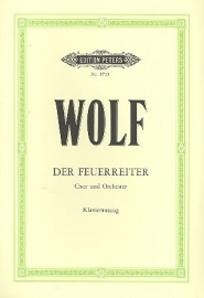 Der Feuerreiter - Hugo Wolf | Peters