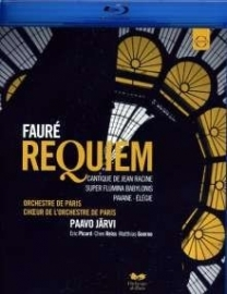 Fauré -Requiem | Blu-Ray