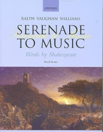 Serenade to Music - Vaughan Williams