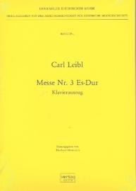 Messe Es-Dur Nr.3  - Leibl