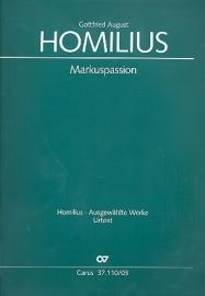 Markuspassion - Homilius