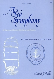 Symphony no.1 (A Sea Symphony)- Vaughan Williams