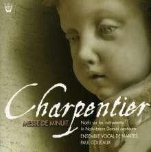Messe de minuit sur des airs de Noel - Charpentier | CD