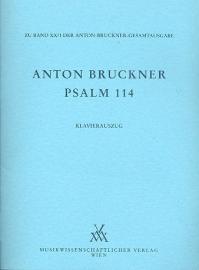 Psalm 114 - Bruckner