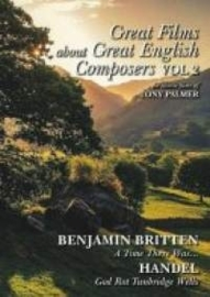 Great English Composers Vol. 2 - Britten & Handel | DVD