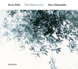 The Deer's Cry - Vox Clamantis | Arvo Pärt - CD