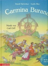Carmina Burana | Prentenboek + CD