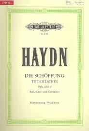 Die Schöpfung Hob.XXI:2- Haydn | Peters