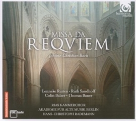 Missa da Requiem- Johann Christian Bach | CD