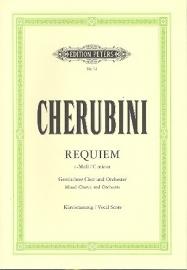 Requiem c-Moll- Cherubini | Peters