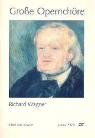 Große Opernchöre -Wagner| Carus (Partitur )