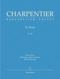 Te Deum H146 - Charpentier | Barenreiter