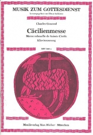 Caecilienmesse - Gounod | Max Hieber Verlag