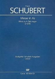Messe As-Dur D678 2. Fassung-Schubert | Carus