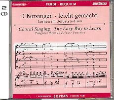 Verdi - Requiem oefen cd - SOPRAAN