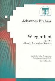Brahms -Wiegenlied op.49,4