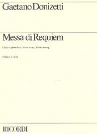 MESSA DI REQUIEM - Donizetti | Ricardo