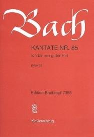 Ich bin ein guter Hirt , Kantate 85 BWV85 - Bach | Breitkopf