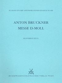 Messe d-Moll  - Bruckner