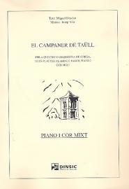 El campaner de Taüll - Josep Vila