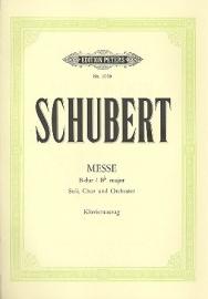 Messe B-Dur D324 - Schubert | Peters