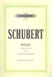 Messe As-Dur D678 - Schubert | Peters