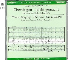 Bach - Weihnachtsoratorium BWV248 - BAS | Oefen CD