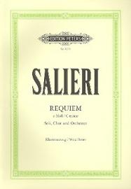 Requiem c-Moll - Salieri | Peters