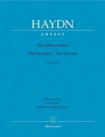 Die Jahreszeiten HobXXI:3- Haydn | Barenreiter